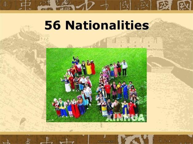 56 Nationalities