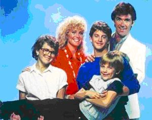 Cast of Growing Pains