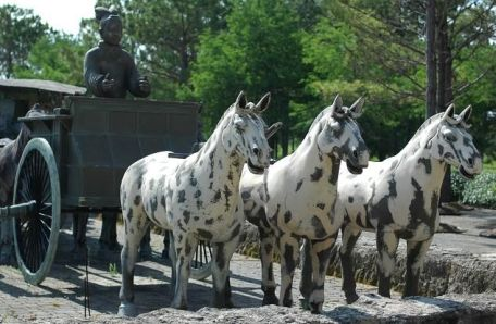Terra Cotta Warrior & Horses